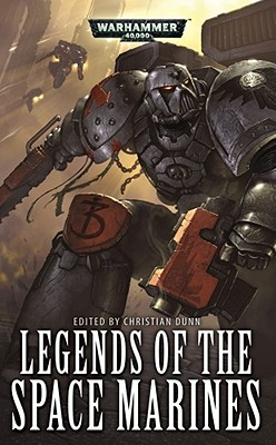 Image for Legends Of The Space Marines