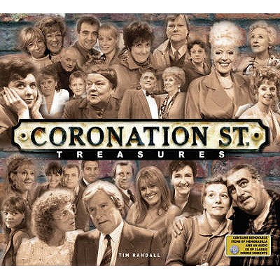 "Image for ""Coronation Street"" Treasures"