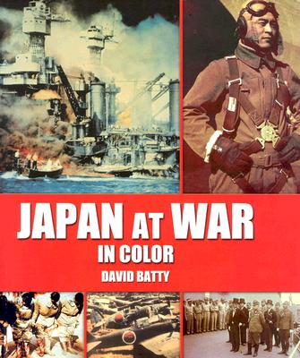 Image for Japan At War In Color