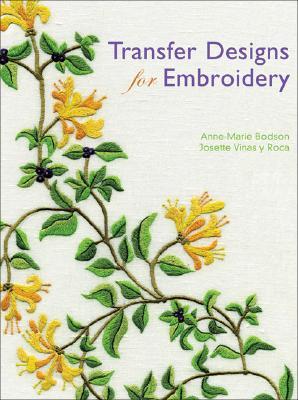 Transfer Designs for Embroidery, Bodson, Anne-Marie; Vinas y Roca, Josette