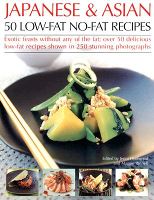 Image for JAPANESE & ASIAN 50 LOW-FAT NO-FAT RECIP