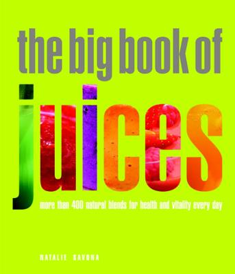 Image for BIG BOOK OF JUICING