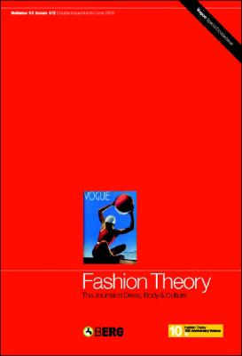 Image for Fashion Theory, Volume 10, Issues 1 & 2: The Journal of Dress, Body and Culture - Vogue Special Issue (v. 10, Issue 1 & 2)