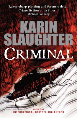 Image for Criminal #6 Will Trent [used book]