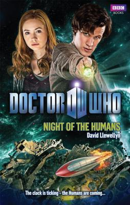 Doctor Who: Night of the Humans, Llewellyn, David