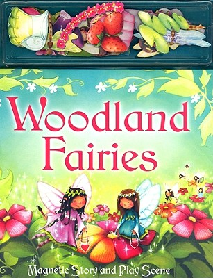 Woodland Fairies Magnetic Play Scene (Magnetic Story & Play Scene)