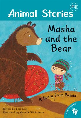 Image for MASHA AND THE BEAR: A STORY FROM RUSSIA