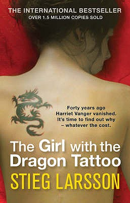 Image for The Girl with the Dragon Tattoo #1 Millennium Trilogy [used book]