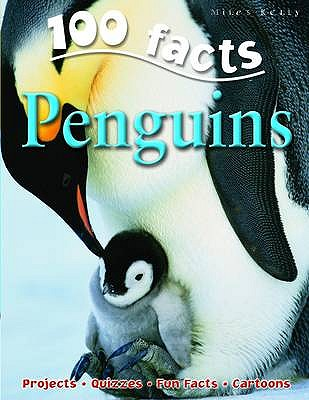 Image for Penguins # 100 Facts, Projects, Quizzes, Fun Facts, Cartoons