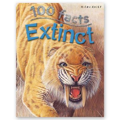 Image for Extinct (100 Facts)