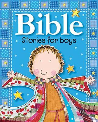 Bible Stories for Boys, Lara Ede