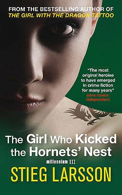 The Girl Who Kicked the Hornets' Nest, Stieg Larsson