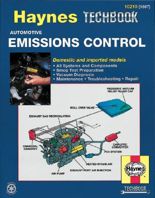 Image for Haynes Automotive Emissions Control Manual: Domestic and Imported Models (Haynes Automotive Repair Manual Series)