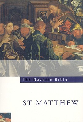 Image for The Navarre Bible: St Matthew's Gospel