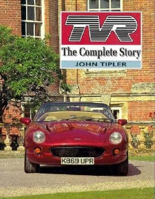 Image for TVR: The Complete Story