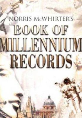 Image for BOOK OF MILLENNIUM RECORDS