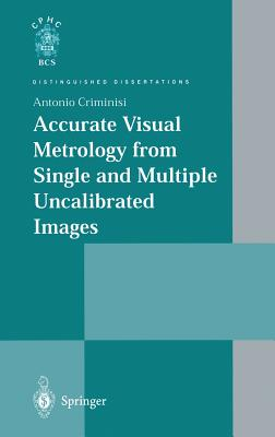 Image for Accurate Visual Metrology from Single and Multiple Uncalibrated Images