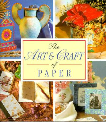 Image for ART & CRAFT OF PAPER