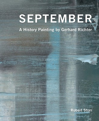 Image for September: A History Painting by Gerhard Richter