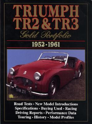 Image for Triumph TR2 TR3-GP
