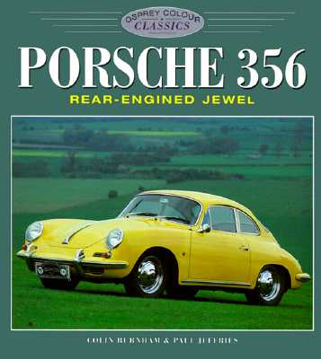 Image for Porsche 356: Rear-Engined Jewel