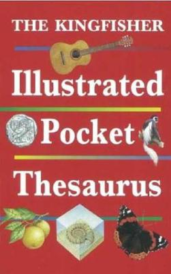 Image for The Kingfisher Illustrated Pocket Thesaurus (Pocket References)