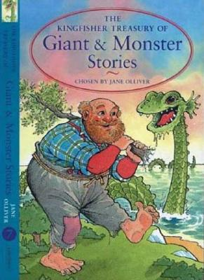 Image for A Treasury Of Giant And Monster Stories