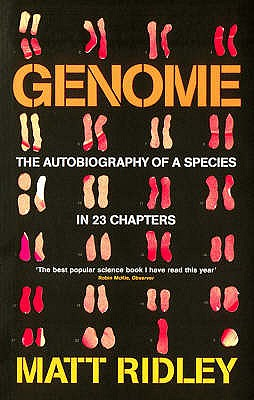 Image for Genome: The Autobiography of Species in 23 Chapters