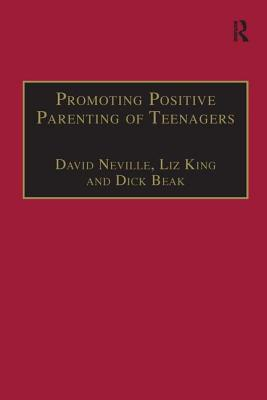 Image for Promoting Positive Parenting of Teenagers