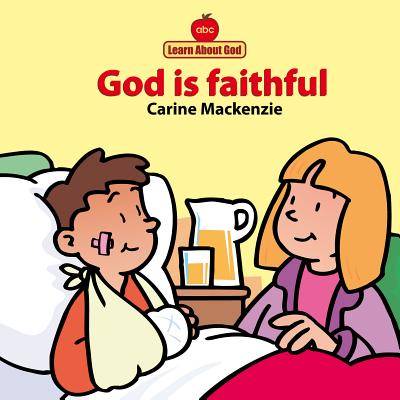 Image for God Is Faithful Board Book (Board Books Learn About God)