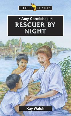 Image for Amy Carmichael Rescuer By Night