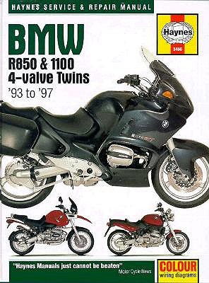 Image for BMW R850 & 1100 4-Valve Twins Service and Repair Manual