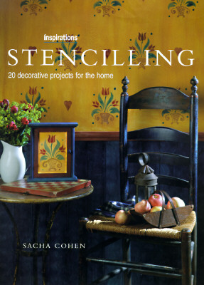 Image for Stenciling: 20 Decorative Projects for the Home (The Inspirations Series)