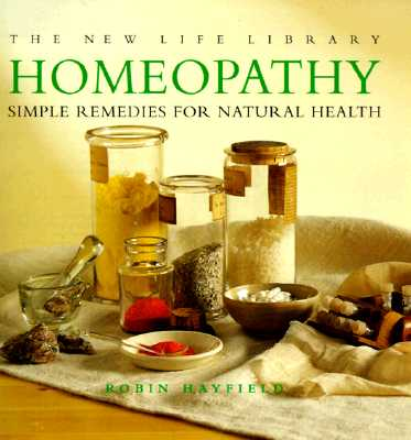 Image for Homeopathy: Simple Remedies for Natural Health
