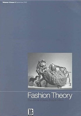 Image for Fashion Theory: Volume 4, Issue 3: The Journal of Dress, Body and Culture (v. 4, issue 3)