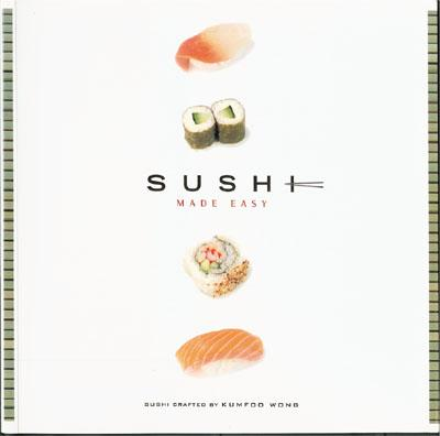 Image for SUSHI MADE EASY