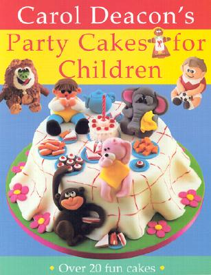 Image for PARTY CAKES FOR CHILDREN
