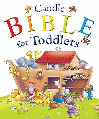 Image for Candle Bible for Toddlers (Childrens Bible)