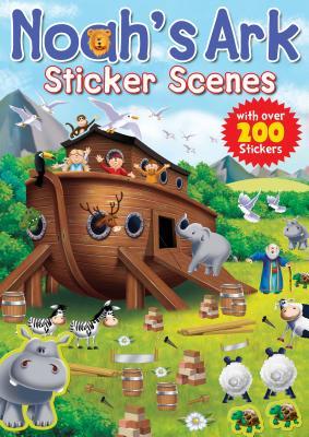 Noah's Ark Sticker Scenes, Juliet David