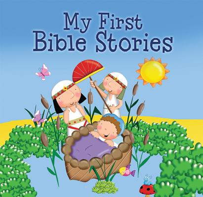 Image for My First Bible Stories