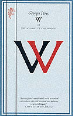 Image for W or the Memory of a Childhood