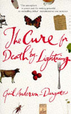 The Cure for Death by Lightning, Anderson-Dargatz, Gail