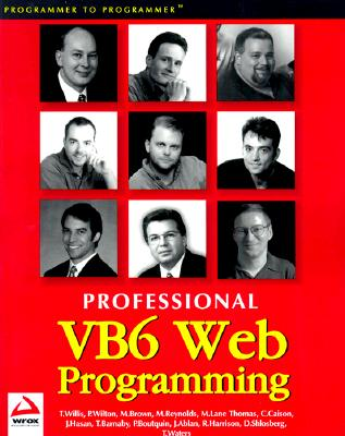 Image for Professional Visual Basic 6 Web Programming