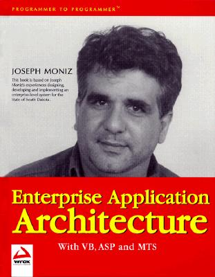 Image for Enterprise Application Architecture with VB, ASP and MTS
