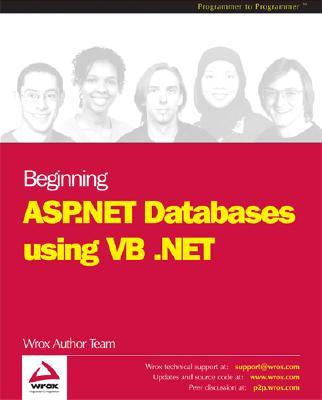 Image for Beginning ASP.NET Databases using VB.NET