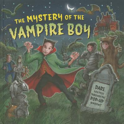 Image for The Mystery of the Vampire Boy
