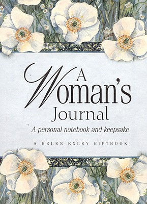 Image for A Woman's Journal: A Personal Notebook and Keepsake (Helen Exley Giftbooks)