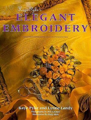 Image for Kaye Pyke's Elegant Embroidery
