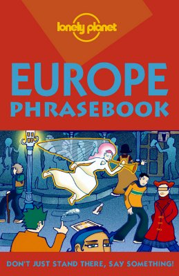 Image for Lonely Planet Europe Phrasebook