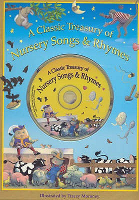 Image for CLASSIC TREASURY OF NURSERY SONGS & RHYMES
